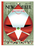 The New Yorker Cover - December 17  2007