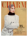 Charm Cover - October 1956