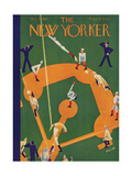 The New Yorker Cover - October 5  1929