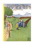 The New Yorker Cover - August 2  1952