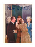 The New Yorker Cover - April 15  1944