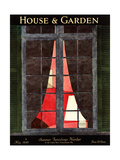 House &amp; Garden Cover - May 1930