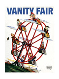 Vanity Fair Cover - May 1934