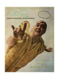 GQ Cover - December 1962