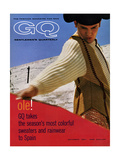 GQ Cover - October  1961