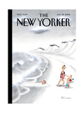 The New Yorker Cover - August 28  2006