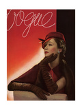 Vogue Cover - August 1933