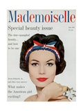 Mademoiselle Cover - June 1959