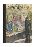The New Yorker Cover - January 18  1941