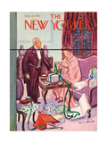 The New Yorker Cover - December 14  1940