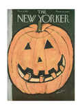 The New Yorker Cover - November 2  1957