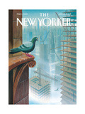 The New Yorker Cover - January 15  2007