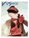 Vogue Cover - September 1934