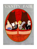 Vanity Fair Cover - December 1924