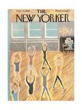 The New Yorker Cover - September 10  1960