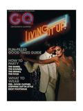 GQ Cover - December 1975