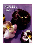 House & Garden Cover - May 1935