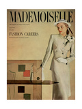 Mademoiselle Cover - June 1947