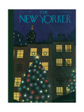 The New Yorker Cover - December 24  1938