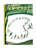 The New Yorker Cover - March 5  1960