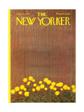 The New Yorker Cover - September 26  1970