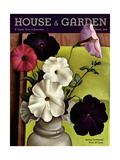 House & Garden Cover - March 1935