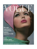Vogue Cover - March 1962