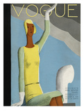 Vogue Cover - December 1929