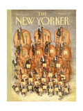 The New Yorker Cover - March 6  1989