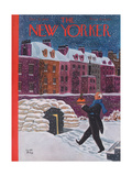 The New Yorker Cover - December 21  1940