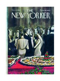 The New Yorker Cover - December 13  1969
