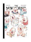 The New Yorker Cover - March 23  2009