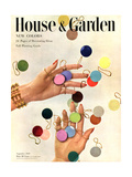 House & Garden Cover - September 1949