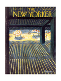 The New Yorker Cover - September 3  1960