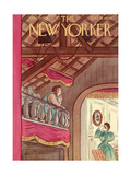 The New Yorker Cover - July 13  1935