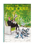 The New Yorker Cover - May 8  1971