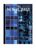 The New Yorker Cover - December 24  2007