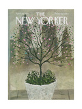 The New Yorker Cover - April 25  1970