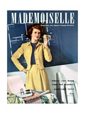 Mademoiselle Cover - January 1942