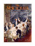 The New Yorker Cover - January 7  1939