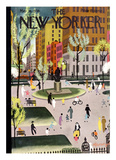 The New Yorker Cover - May 18  1935