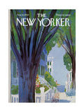 The New Yorker Cover - August 30  1969