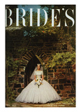 Brides Cover - February 1957