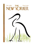 The New Yorker Cover - March 23  1968