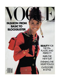 Vogue Cover - October 1989