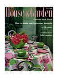 House & Garden Cover - July 1959