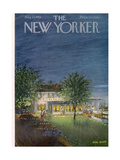 The New Yorker Cover - August 13  1955