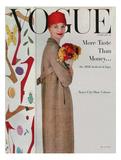 Vogue Cover - February 1956