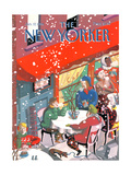 The New Yorker Cover - January 17  1994