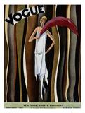 Vogue Cover - November 1927